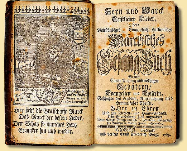 Gesangbuch Evangelisch